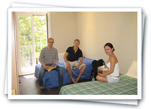 Camino Barcelona accommodation